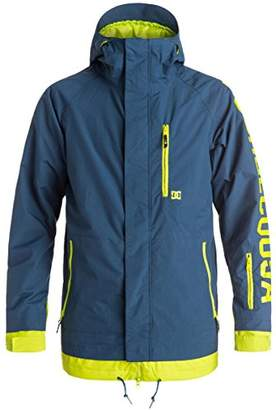 DC Men's Ripley 10k Water Proof Insulated Snow Jacket