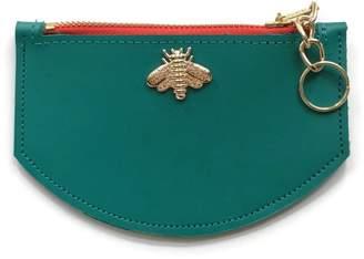 Angela Valentine Handbags - Bee Wallet in Teal