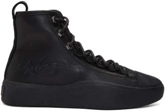 Y-3 Y 3 Black Bashyo II Sneakers