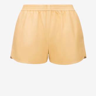 Bally Lamb Nappa Shorts