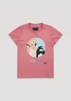 Emporio Armani T-Shirt Felipe E Arnold