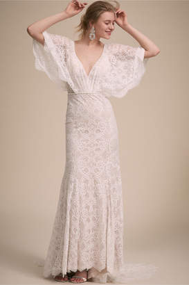 BHLDN Tres Chic Gown
