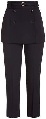 Alexander McQueen Peplum Trousers