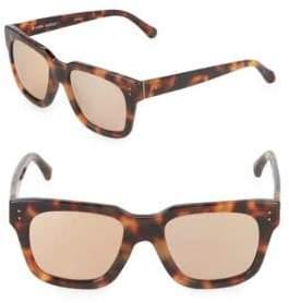 Linda Farrow Luxe 52MM Square Sunglasses