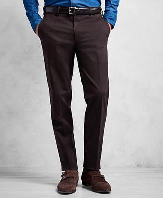 Brooks Brothers Golden Fleece Cotton Trousers