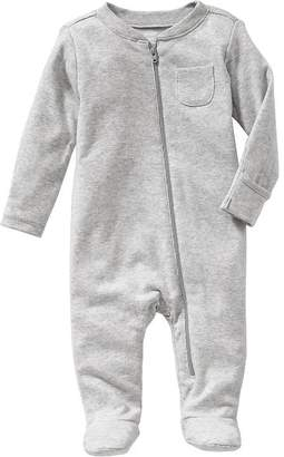 Old Navy Zip-Front One-Piece for Baby