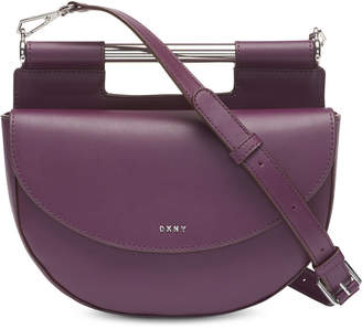 DKNY Ursa Saddle Crossbody
