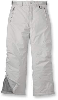 L.L. Bean L.L.Bean Girls' Glacier Summit Waterproof Pants