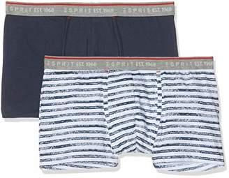 Esprit Men's Arvid 2 2 Hipster Short Boxer,(Size: 4) (Pack of 2)