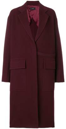 Joseph flap pocket coat