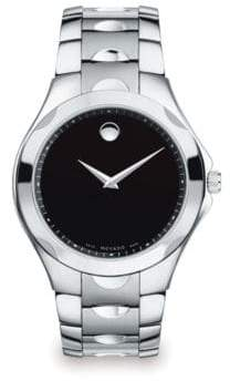 Movado Luno Sport Stainless Steel Watch