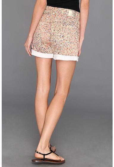 Calvin Klein Jeans Mini Splatter Print Weekend Short