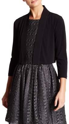 Modern American Designer 3/4 Length Sleeve Shrug