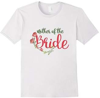 Mother of the Bride shirt wedding bridal shower t-shirt