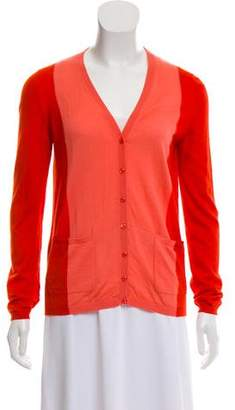 Fendi Cashmere Button-Up Cardigan