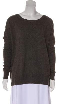 AllSaints Cashmere Oversize Long Sleeve Sweater