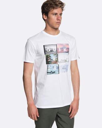 Quiksilver Mens Local Motive T Shirt