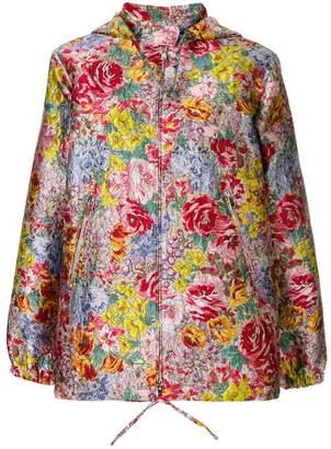 Valentino floral jacquard jacket