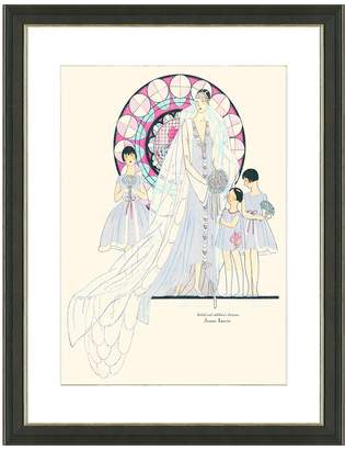 Lanvin Art Source Fashion I (Framed Giclee)
