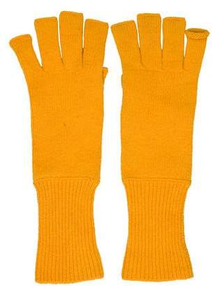 Marc Jacobs Cashmere Fingerless Gloves