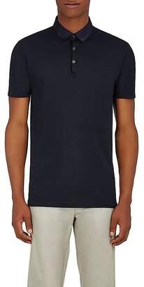 Lanvin Men's Cotton Piqué Polo Shirt
