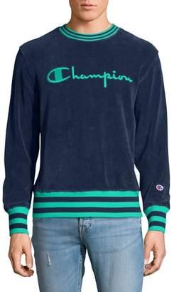 Champion Sponge Terry Crewneck Sweatshirt