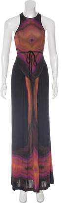 Etro Sleeveless Maxi Dress