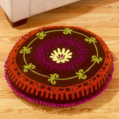 Suzani Floor Cushion