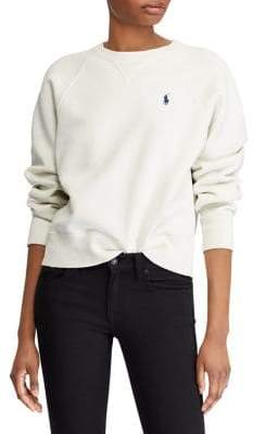 Polo Ralph Lauren Raglan-Sleeve Fleece Pullover