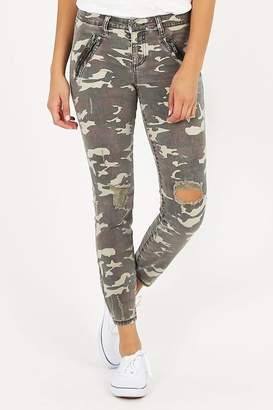 KUT from the Kloth Camo Connie Jean