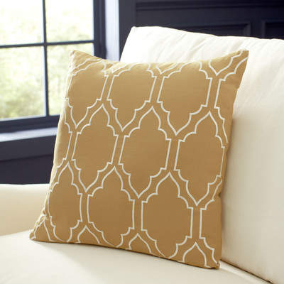 Wayfair Lacey Linen Pillow Cover