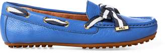 Ralph Lauren Becka Leather Loafer