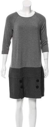 Bailey 44 Long-Sleeve Shift Dress w/ Tags