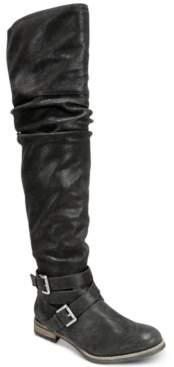 Carlos by Carlos Santana Nina Over-The-Knee Boots Women's Shoes