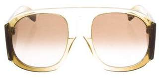 Gucci Tinted Oversize Sunglasses
