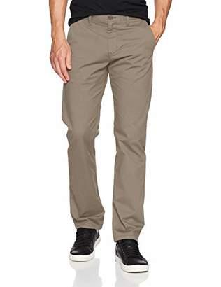 Calvin Klein Men's Dylan Soft Wash Straight Leg Chino Pants