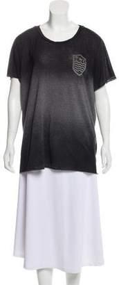 OSKLEN Knit Graphic T-Shirt