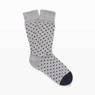 Club Monaco Melange Dot Sock
