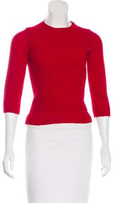 Nina Ricci Wool Knit Top