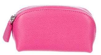Smythson Panama Cosmetic Bag