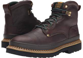 Georgia Boot G6374 6 Safety Toe Georgia Giant Men's Work Lace-up Boots