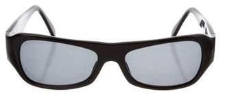 Giorgio Armani Logo Tinted Sunglasses