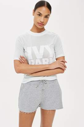 Ivy Park Logo Fitted T-Shirt