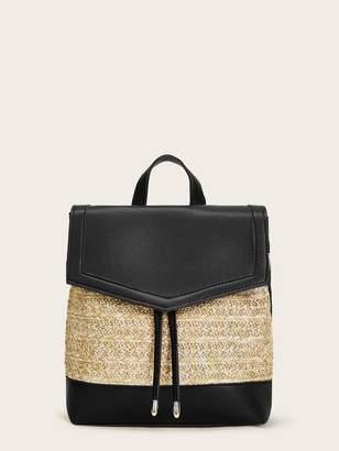 1e05e46ea Two Tone Backpacks - ShopStyle