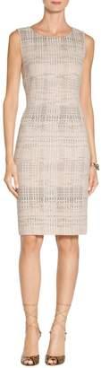 St. John Lara Knit Dress