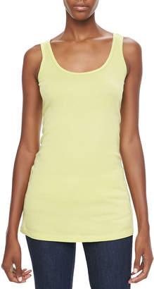 XCVI Thin-Strap Supima® Cotton Tank Top