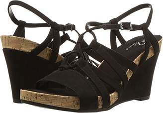Aerosoles A2 by Women's Poppy Plush Wedge Sandal