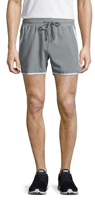 Accelerate Tech Boxing Shorts $58 thestylecure.com