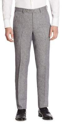 Saks Fifth Avenue COLLECTION Linen Pants