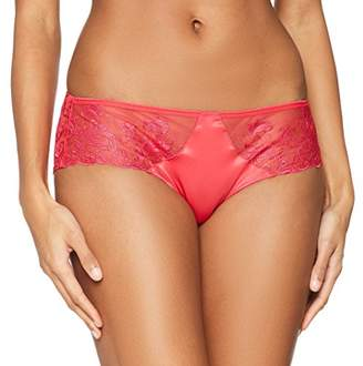 Wonderbra Women's Luxe Collection Shorty Hipster,(Size: Medium)